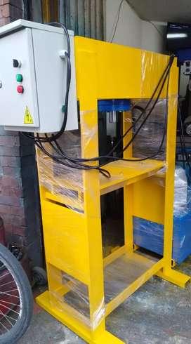 Prensas, Compactadoras, unidades y cilindros hidráulicos
