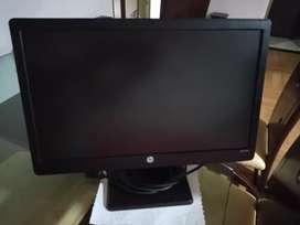 Monitor 19 Pulgadas LED Marca Hp  VGA