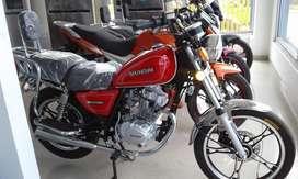 Moto shineray 150 Gn Stark 2020