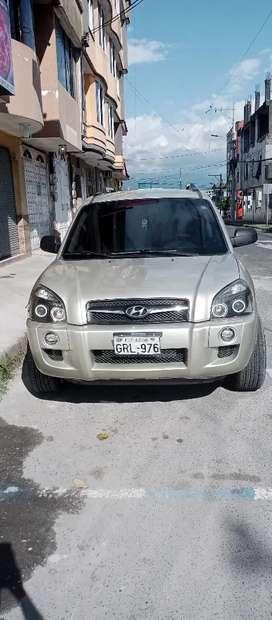Hyundai Tucson año 2009 fulll