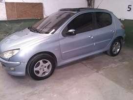 Líquido 206 ,2004 1.9 diesel