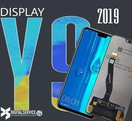 Pantalla Digitalizador para Huawei Y9 2019