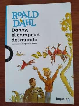 Vendo Cuento Danny El Campeón Del Mundo