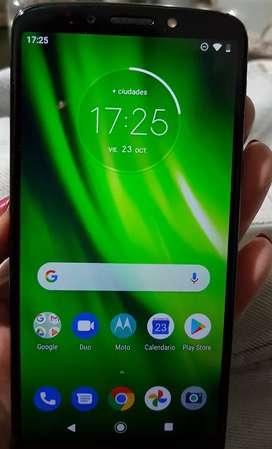 Vendo Celular Moto G 6 Play 32 GB