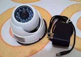Camara de Seguridad Digital Interior y Exterior Visión Nocturna
