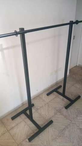 Soporte Rack para sentadillas