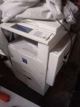 Vendo 2 fotocopiadoras Ricoh