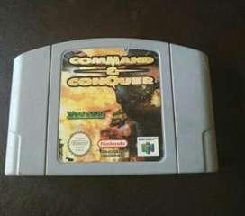 Command & Conquer para N64