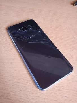 Samsung S8 plus para recuesto