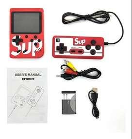 Game Boy Sup Portatil Retro Family Game Mini 400 Juegos
