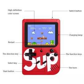 Nintendo  con 400 juegos