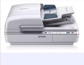 Escaner Automático Con Cama Plana Epson Ds-7500 Ganga...