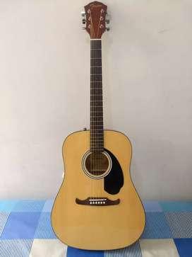 Guitarra acústica Fender FA - 125/NAT