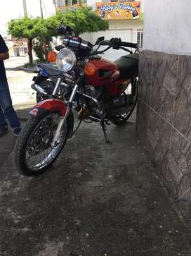 Se vende moto rx