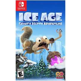 Ice Age Switch Scrats Nutty Adventure Switch