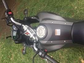 Como nueva - Motocicleta Yamaha XTZ 250 Temeré