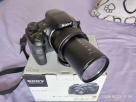 Cámara Sony DSC _ HX300