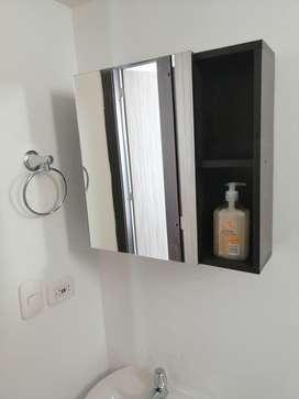 Oferta ; gabinetes baño con espejos , armarios , mubles baño , repisas