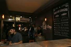 Fondo Comercio Bar Cerveceria Barrio Norte