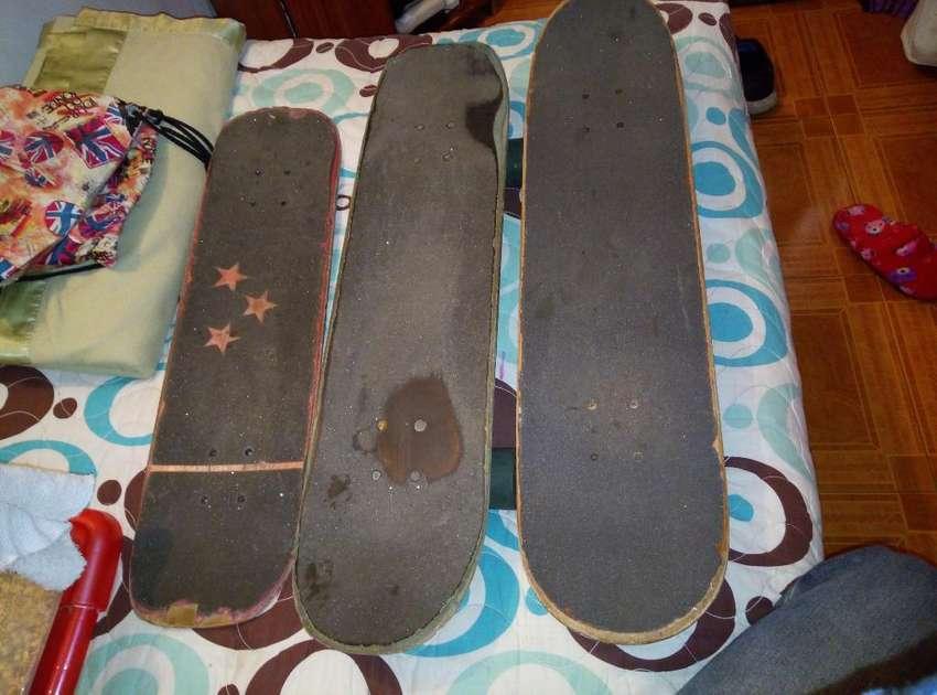Skate Y Long Board 0