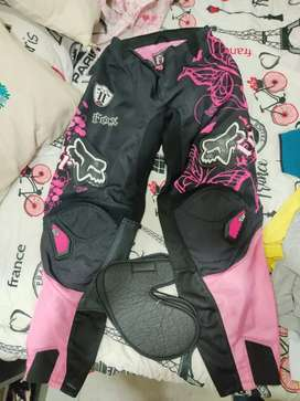 Pantalón de bicicross de niña