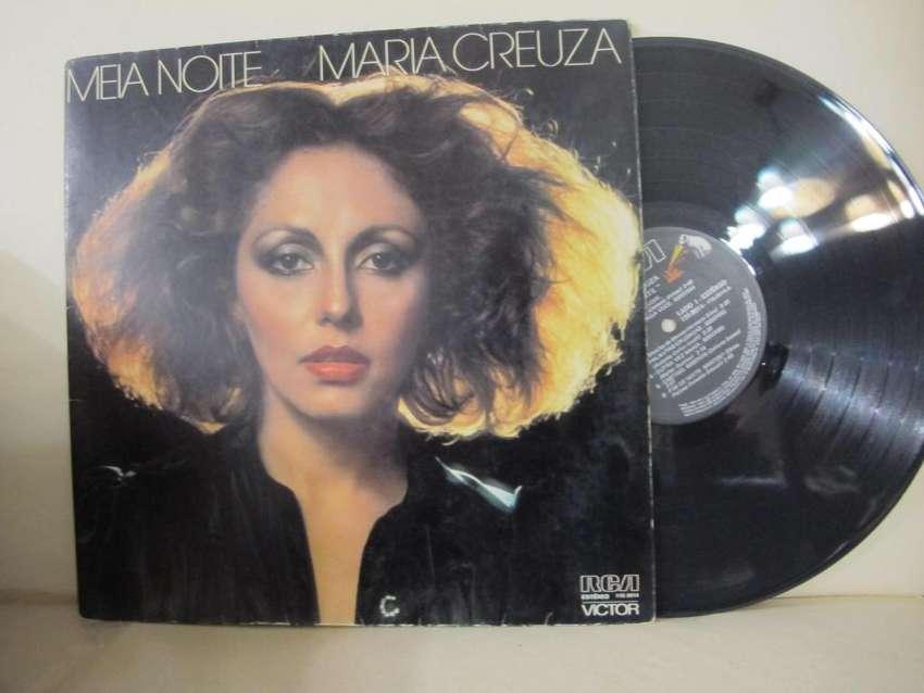 Maria Creuza - Meia Noite - VINYL BRAZIL 0