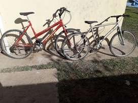 Vendo bici rodado 26 y otra rodado 24