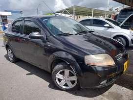 Vendo Chevrolet Aveo 2010