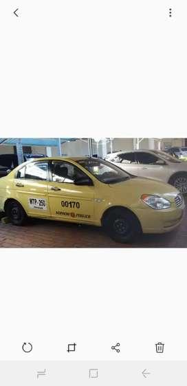 Se vende cupo y taxi
