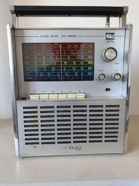 Radio modelo historico
