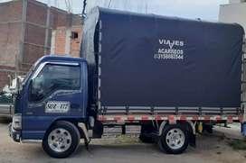 Contamos con turbos NHR, NKR, y camioneta luv para acarreos, trasteos, o mudanzas, .