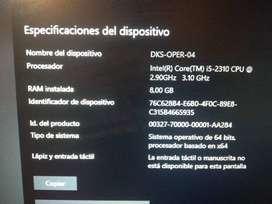 Cpu Intel I5 8gb Ram Hd 1tb