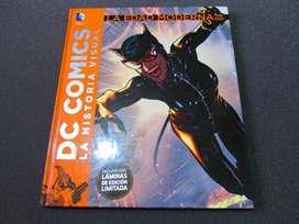 LIBRO DC COMICS  DE COLECCION.