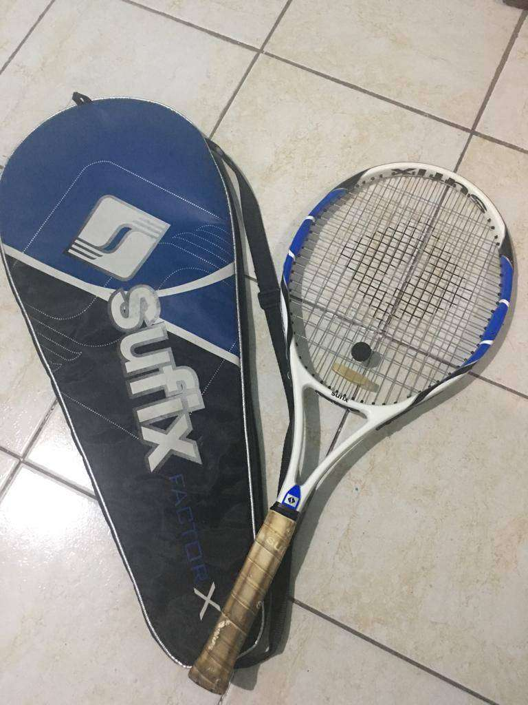 """Raqueta de tenis sufix """"factor x"""" 0"""