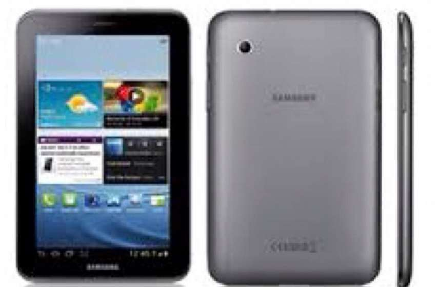 Tablet 2 Samsung 8GB sin Chip Solo Wifi. 0