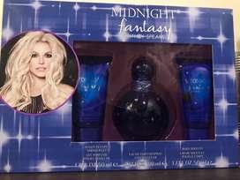 Set Fantasy Midnight Nuevo Para Mujer