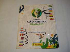 albun Copa america Brazil 2.019 ( detalle)