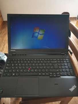 Lenovo T540p, Core I7, 8gb Ram, 1tb Hdd, 15.5 , 6 Celdas