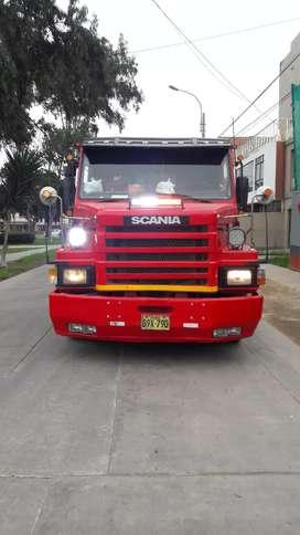 Tracto Scania 113 operativo 100%torton