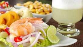 Busco Empleo Soy Cocinero Peruano