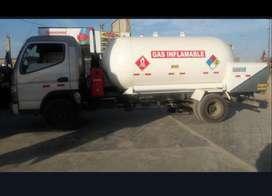 Camion granelero Mitsubishi