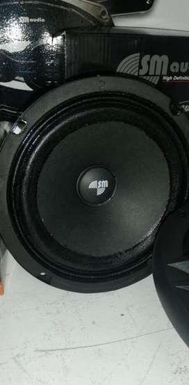 Medios Sm Audio 8 Nuevos