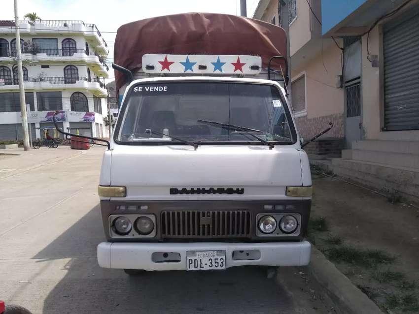 Venta de camión Daihatsu en buenas condiciones 0