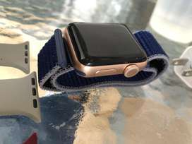 Apple watch serie 3 color Oro Rosa