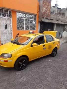 Vendo taxi convencional compañía metropolitana del sur listo para trabajar 100%legal