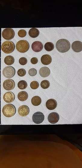 Vendo monedas antiguas Culturas
