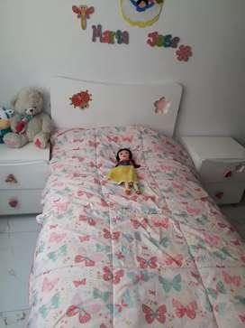 Vendo Juego de  cama
