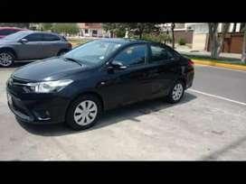 Alquiler Toyota Yaris full GNV