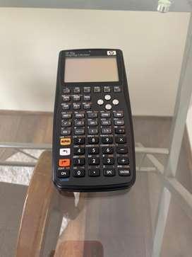 vendo calculadora hp 50 g