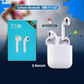 Audífonos i11 Táctil Bluetooth